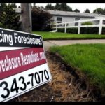 NATIONWIDE, foreclosure actions rose 8% last month, RealtyTrac said, with a total of 233,001 default notices, auction sale notices and bank repossessions reported in January. Above, a house in Eugene, Ore. /