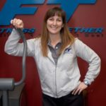 MIND, BODY AND SOUL: Lisa D. Helfrich, owner of Fitness Together, specializes in one-on-one training aimed at challenging her clients to reach their full potential. /