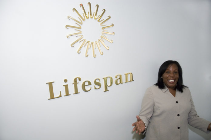 LIFESPAN DIRECTOR OF DIVERSITY Gertrude Jones said that the company has modeled some practices after American Hospital Association's Institute for Diversity. /