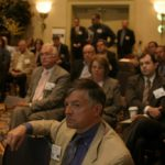 LOCAL SMALL BUSINESS owners spoke out about health care concerns last Thursday at a forum organized by the National Federation of Independent Business and held at the Providence Marriott Hotel. /