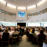 Bello Hall at Bryant University, Host of the Awards Luncheon. / PBN Photo/Stephanie Ewens