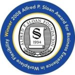NATIONWIDE, 319 employers in 30 metro areas were honored with 2008 Alfred P. Sloan Awards or honorable mentions for their leadership in workplace flexibility. /