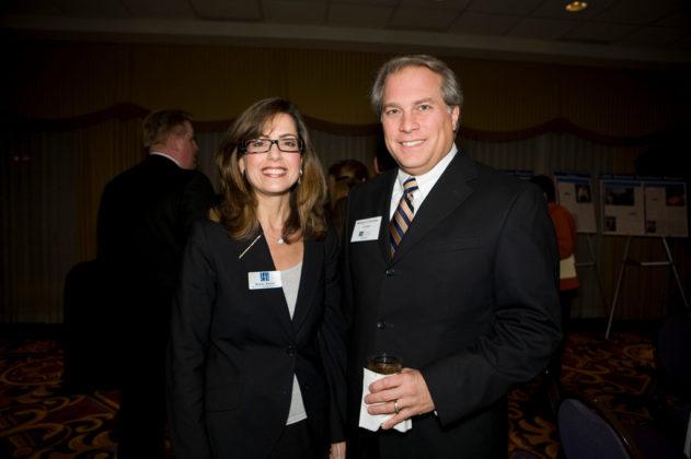 Renee Aloisio and Michael Criscione, LGC&D. / PBN Photo/Victoria Arocho