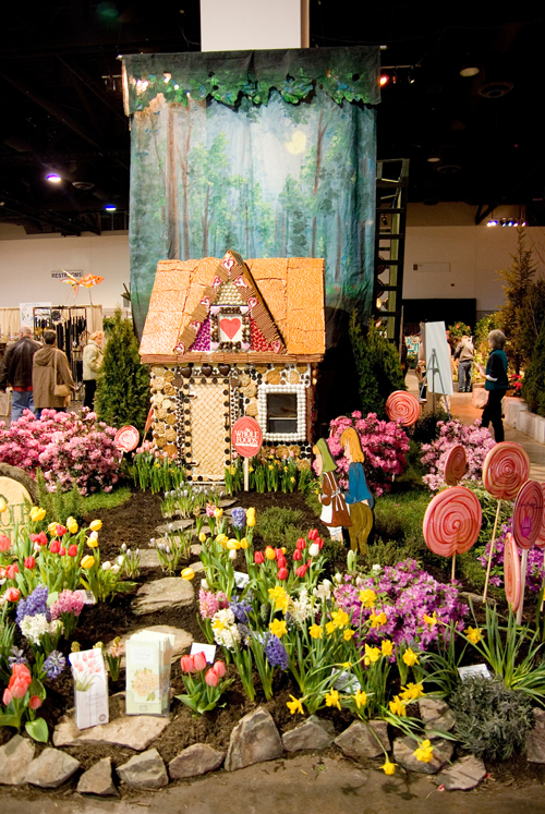 IN BLOOM: R.I. Spring Flower & Garden Show organizers expect attendance to be up 2