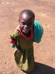 Little Layla, Kenya