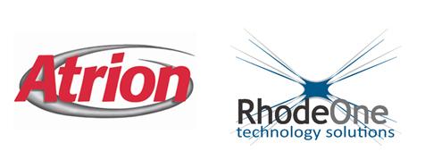 ATRION NETWORKING logo