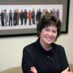 A RESOURCE who cares: Lisa Bisaccia has worked to boost the role of HR in CVS' operations. /