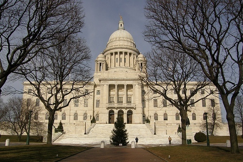 LAWMAKERS in Rhode Island are some of the worst-paid in the nation, according to the Illinois Policy Institute. /