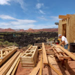 SALES OF NEW HOMES dropped to their lowest levels on record in May, at the same time that pending sales of existing homes dropped 30 percent below levels in April. /