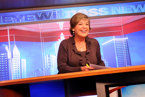 AFTER 21 YEARS in the anchor chair at WPRI-TV CBS 12, Karen Adams, will retire at the end of 2010. /