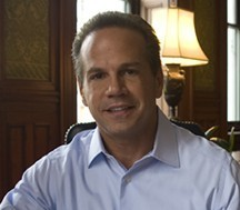 DAVID N. CICILLINE WON THE DEMOCRATIC NOMINATION for Rhode Island's first congressional district on Tuesday. Cicilline will run for the seat in November against Republican opponent John J. Loughlin II and independents Kenneth Capalbo and Gregory Raposa.  /