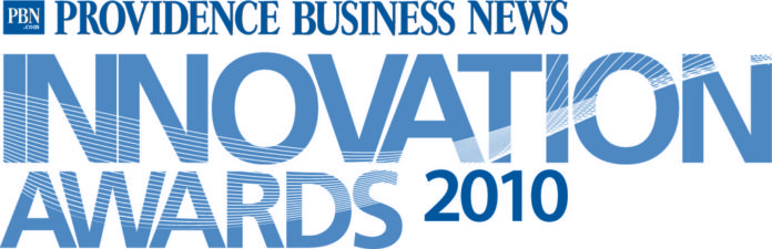 The R.I. 2010 Innovation Award winners and finalists will be honored on Sept. 22 at Bryant University's Belo Center.  /