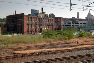 THE PROVIDENCE JOURNAL will ask Monday for permission to demolish the Brownell & Field Co. on Harris Avenue in Providence. The Providence Preservation Society is opposing the request.  /