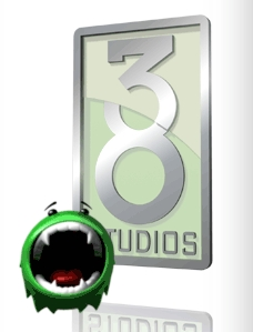 CURT SCHILLING'S video game company 38 Studios is moving into an office building on Empire and Washington streets that was once occupied by Blue Cross & Blue Shield of Rhode Island. /