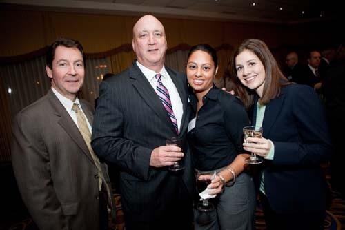 Dean Bushey, Brian Pagliaro, Wendy Manon, Joleen Miller, Tufts Health Plan.