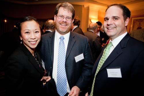 Judy Chong, Sean Esten, RI EDC, Scott McCaughey, Citizens Bank  / Rupert Whitely