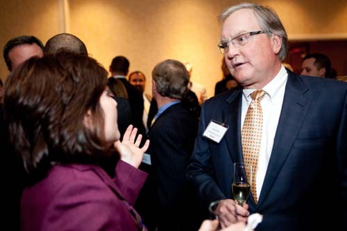 James Hahn of law firm, Partridge Snow & Hahn LLP. / Rupert Whitely