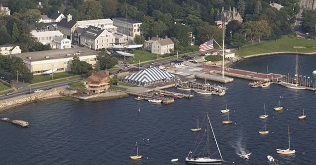 Dyer Jones will be the new CEO of Herreshoff Marine Museum in Bristol. /