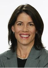 HELENA BUONANNO FOULKES, an executive vice president at CVS Caremark Corp., will be the first woman to be vice chair of the R.I. Economic Development Corporation if she is confirmed by the R.I. Senate. /