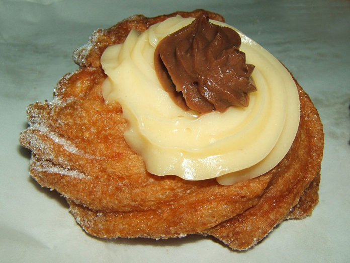 TEN people who consumed zeppole (photo) have been hospitalized with salmonella. /