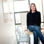 VENTURE CAPITAL: Kelly Ramirez, executive director of Social Venture Partners R.I., transformed the organization into a valued resource for nonprofits. /