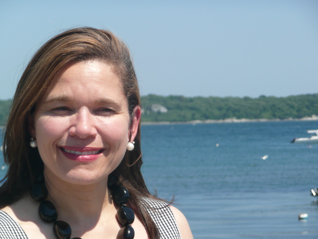 Petra Jenkins, 2011-2012 Junior League of Rhode Island President