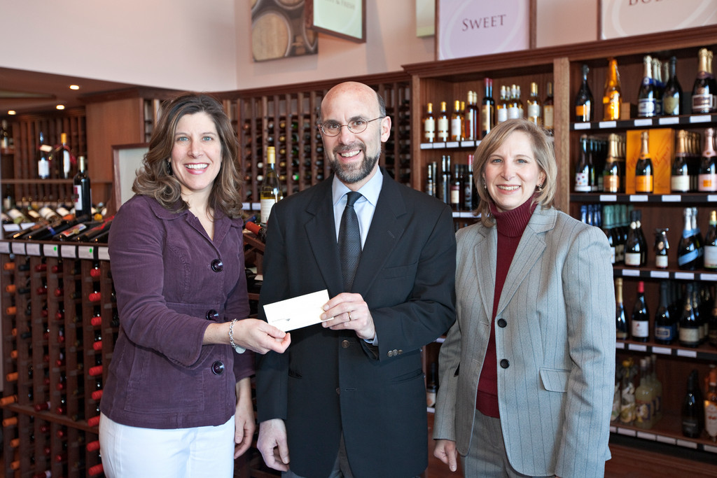 Rhode Islands Needy High Priority For The Savory Grape 5th Annual