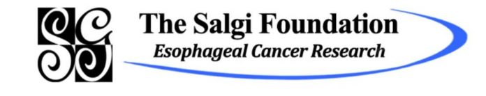 FAMILY MEMBERS of a victim of esophageal cancer have formed a foundation to support research into the disease and raise awareness about it, among other things.