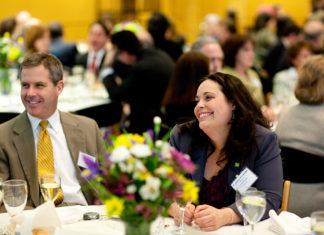 David Mullen and Rhiannon Hernandez, TD Bank / Rupert Whiteley