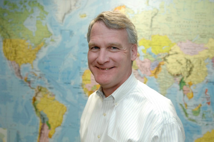 JOHN GALVIN, CFO of Collette Vacations, has been named chairman of EngageRI. / PBN FILE PHOTO/BRIAN MCDONALD