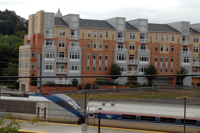 FINDING A HOME: Johnson & Wales University's new lease at Capitol Cove comes as the school continues to expand downtown. / PBN PHOTO/BRIAN MCDONALD