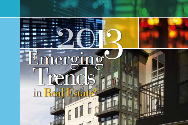 IN THE URBAN LAND INSTITUTE'S 2013 Emerging Trends in Real Estate Report, Providence ranked 46th out of 51. / COURTESY URBAN LAND INSTITUTE