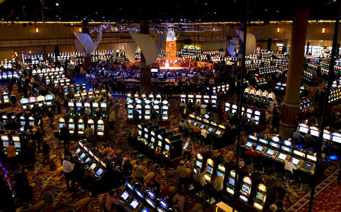 RHODE ISLAND'S GAMING INDUSTRY is expected to impact the Connecticut Native American casinos in the upcoming year thanks to the approval of table gaming at Twin River.  / PBN FILE PHOTO/STEPHANIE ALVAREZ EWENS