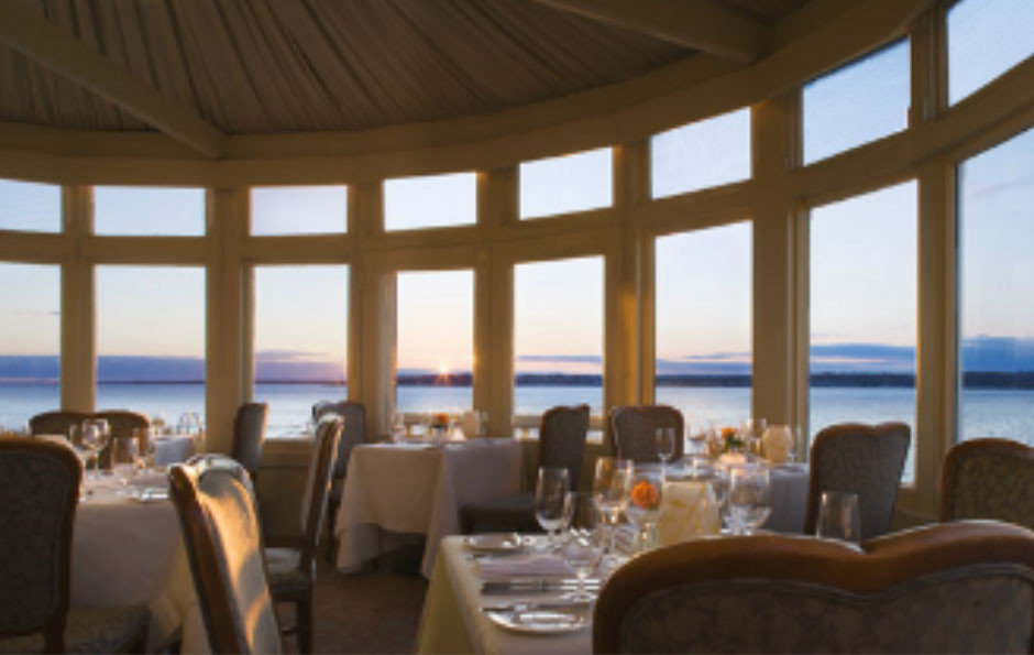 The Castle Hill Inn In Newport Was One Of Three Rhode Island Restaurants To Make Opentable S