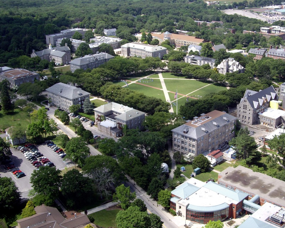 THE UNIVERSITY OF RHODE ISLAND campus is under lockdown as police investigate the report of a gunman. / COURTESY THE UNIVERSITY OF RHODE ISLAND