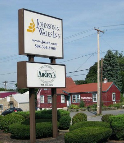 JWU ANNOUNCED THE SALE OF the Johnson & Wales Inn to the Sarchi Group on Tuesday. / COURTESY JOHNSON & WALES INN