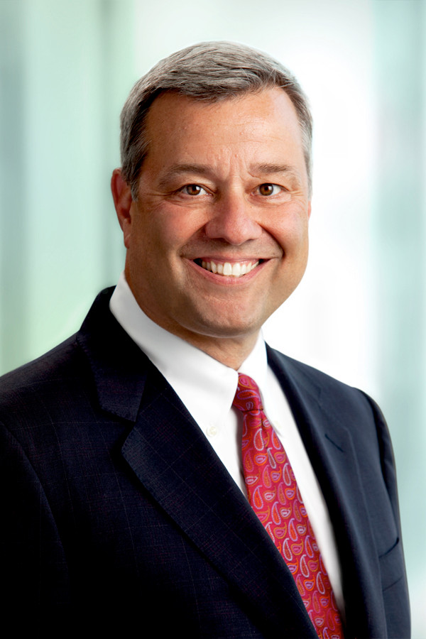 BLUE CROSS President and CEO Peter Andruszkiewicz sees reforming the health care system as a challenge to all the stakeholders, from providers to payers to patients. / COURTESY BLUE CROSS & BLUE SHIELD OF RHODE ISLAND