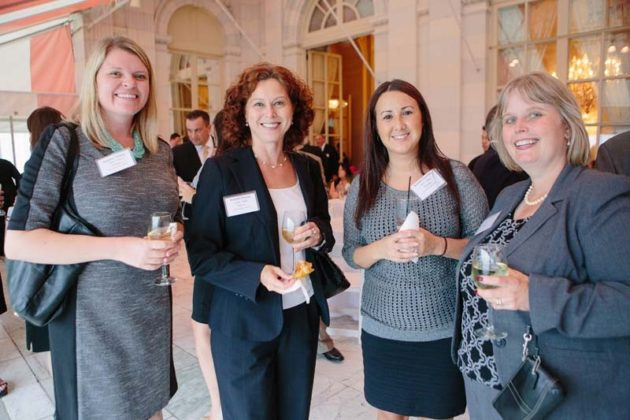 Jennifer Violette, Danielle Poyant, Kristin Terceira and Tarra Curran, CBIZ Tofias  / Rupert Whiteley
