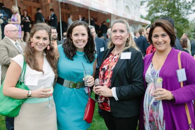 Molly Hamel, Melissa Callahan, Michelle Beauregard, and Tammy O'Brien, Carousel Industries / Rupert Whiteley