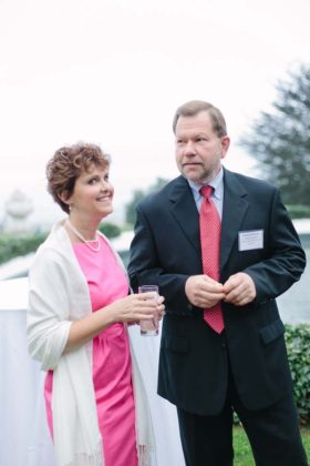 Linda Sawicki and Richard Sawicki, Warren Equities / Rupert Whiteley