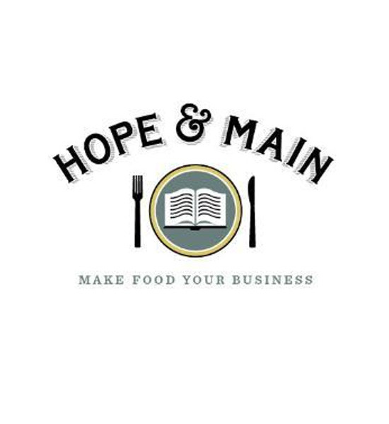 THE STATE'S FIRST food business incubator, Warren-based Hope & Main, is now accepting applications. Currently under construction, the completed renovation will provide kitchen space and storage to early-stage culinary businesses at affordable rental rates.