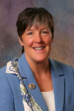 KATHLEEN CLOUTIER has been named the new executive director of Dorcas International Institute of Rhode Island, the nonprofit announced Thursday. / COURTESY DORCAS INTERNATIONAL INSTITUTE OF RHODE ISLAND