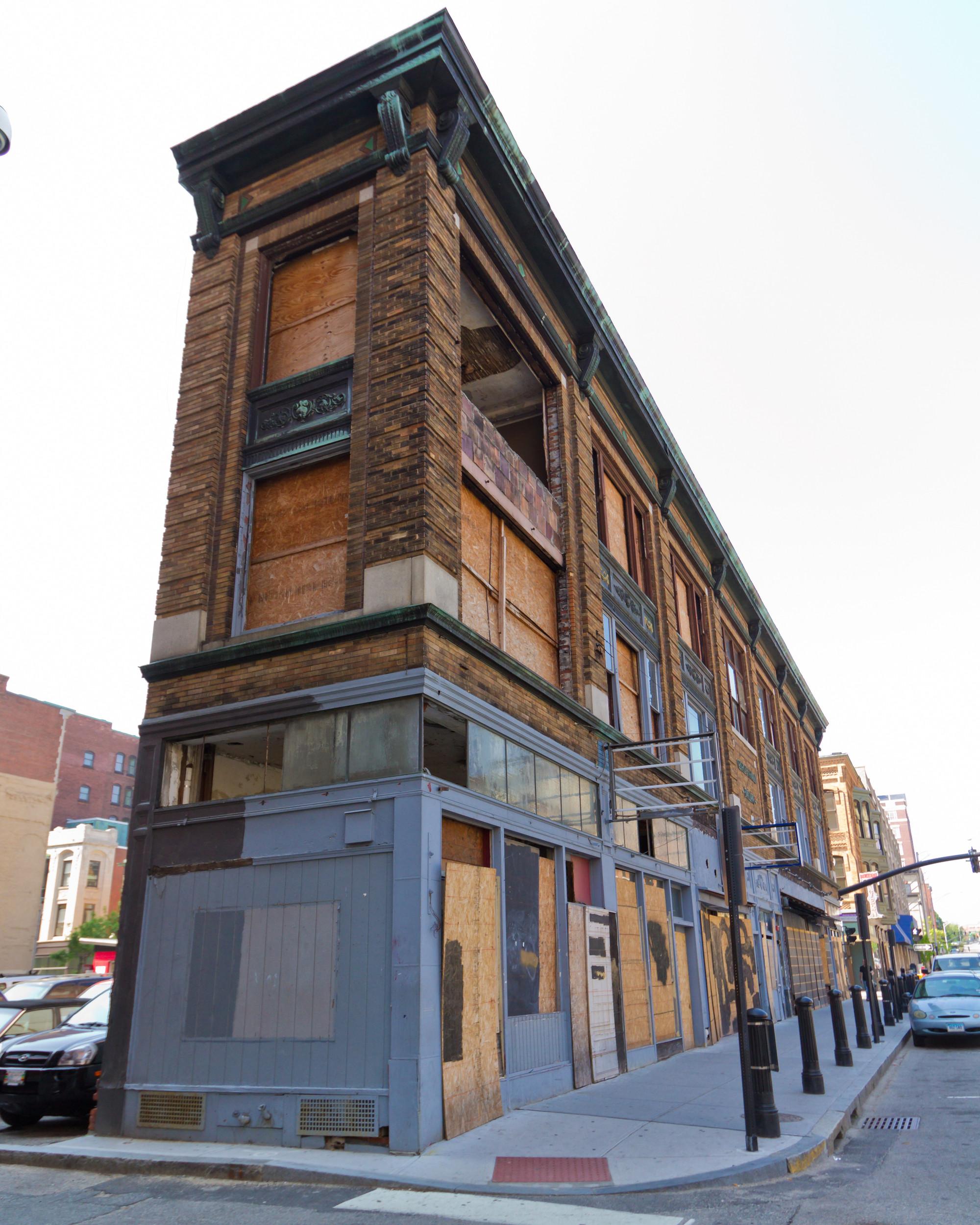 Kinsley, Arnold buildings among latest historic tax credit