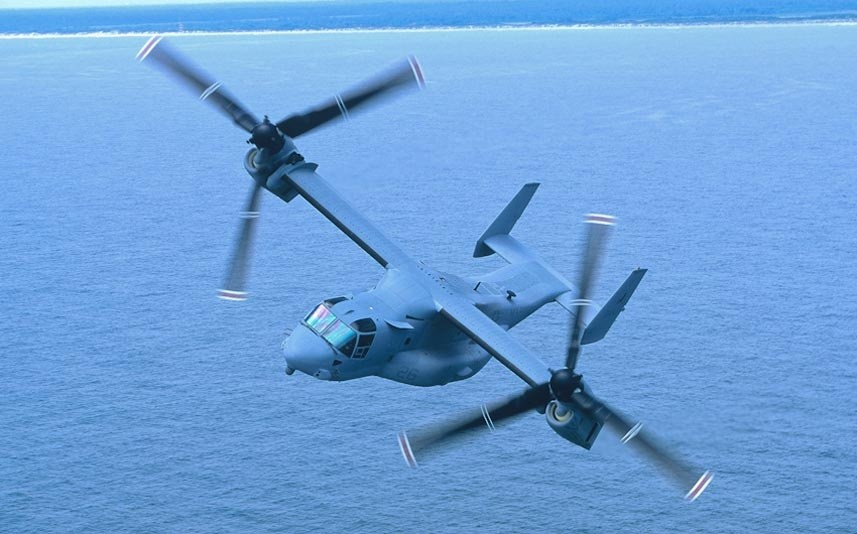V-22's crash tied to pressure to succeed, top U S  Marine says