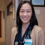 SMOKE SIGNALS: Dr. Ester Choo, a researcher on substance abuse, says about 20 percent of high school students have used marijuana in the past month, about half of the lifetime use rate. / PBN PHOTO/MICHAEL SALERNO