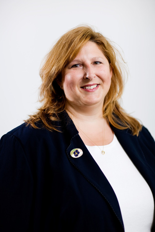 KATHIE SHIELDS, executive director of the Tech Collective and a new board member for TECNA. / COURTESY TECH COLLECTIVE