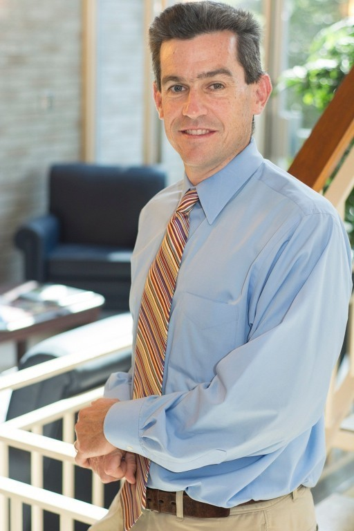 CHRISTIAN COWAN, who has served as an executive in the IT networking, energy and textile industries during his 20-year career, has replaced Harsha Prakash as director of the Polaris Manufacturing Extension Partnership. / COURTESY UNIVERSITY OF RHODE ISLAND