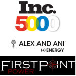 ALEX AND ANI and First Point Power were the only two Rhode Island companies to crack the top 100 on Inc. magazine's annual list of the 5,000 fastest-growing companies in the country.