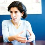 GINA M. RAIMONDO'S victory in Tuesday's Democratic primary for governor of Rhode Island is seen on the national scene as a defeat for the public employee unions that opposed her candidacy. / PBN FILE PHOTO/RUPERT WHITELEY