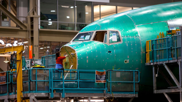 AUGUST SHOWED THE STRONGEST growth in manufacturing since March 2011, as durable goods orders promised to continue driving the U.S. economy forward, according to the Institute for Supply Management. / BLOOMBERG NEWS FILE PHOTO/MIKE KANE